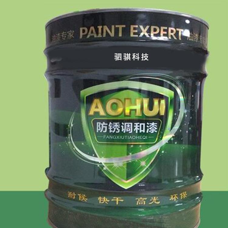 转化型水性带锈涂料